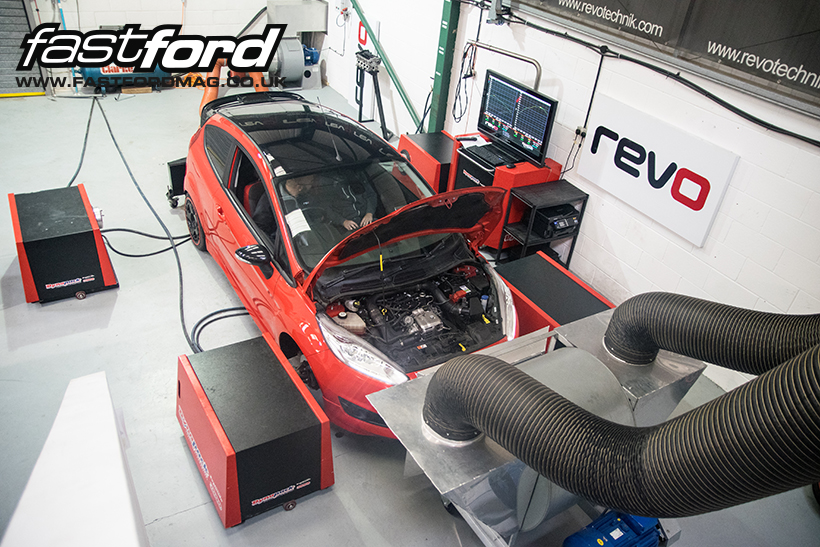 Tuning The 1 0 EcoBoost Ford Fiesta - Stage 1 - Revo