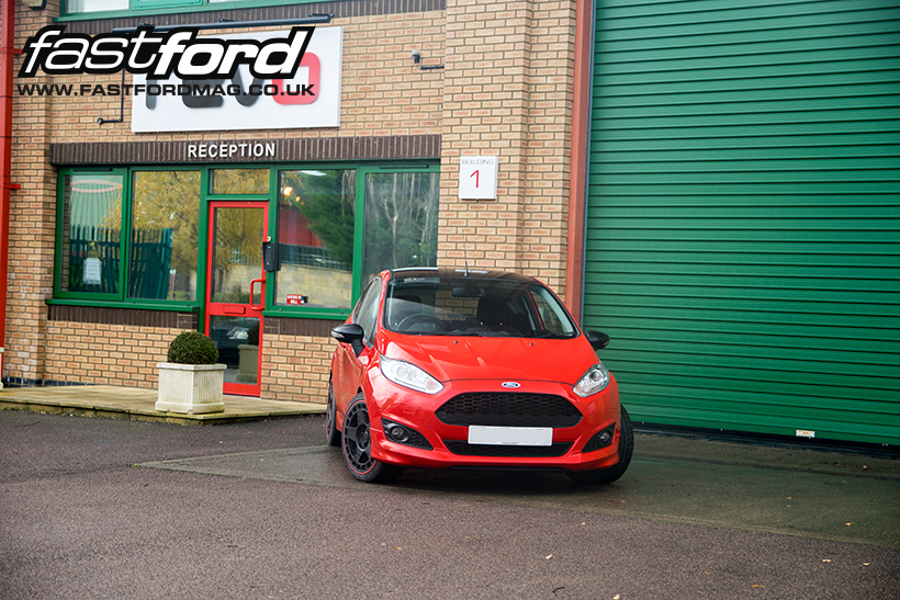 tuning the 1 0 ecoboost ford fiesta stage 1 only revo. Black Bedroom Furniture Sets. Home Design Ideas