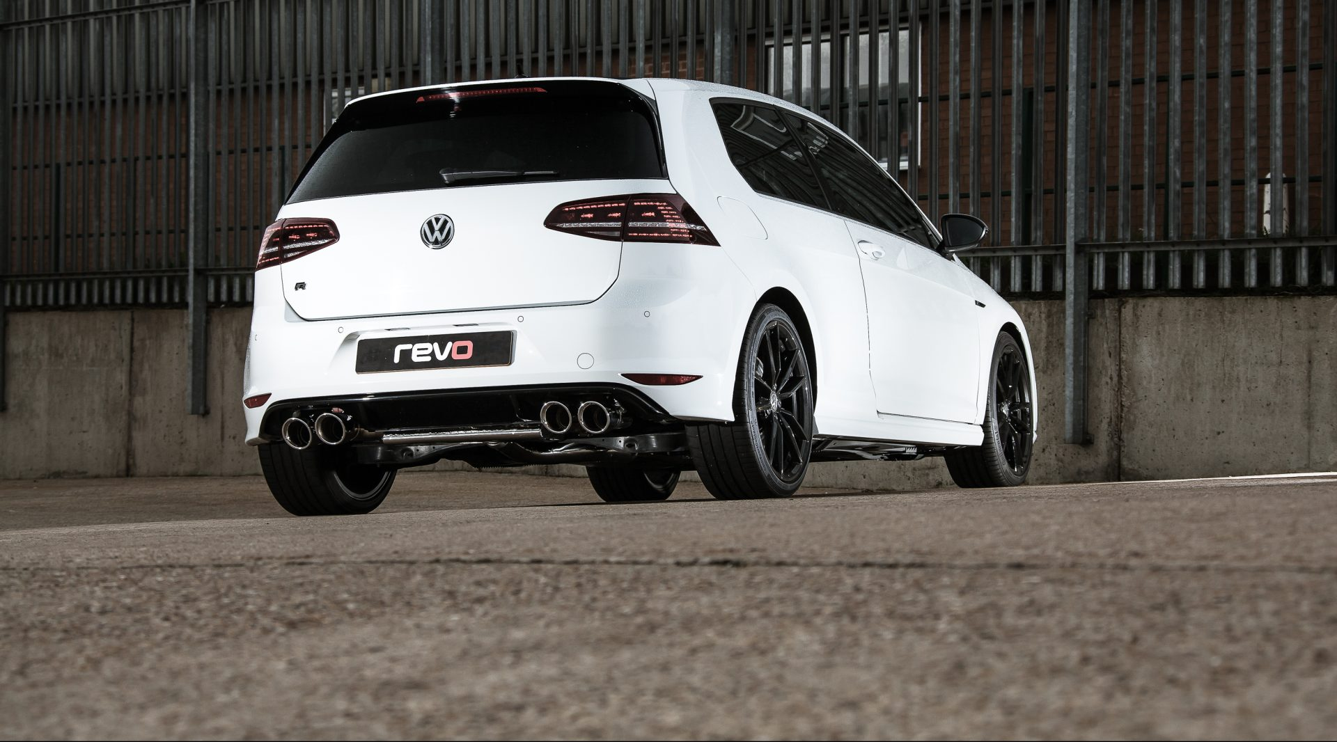 Get 500HP from your Golf R without breaking the bank, or your engine