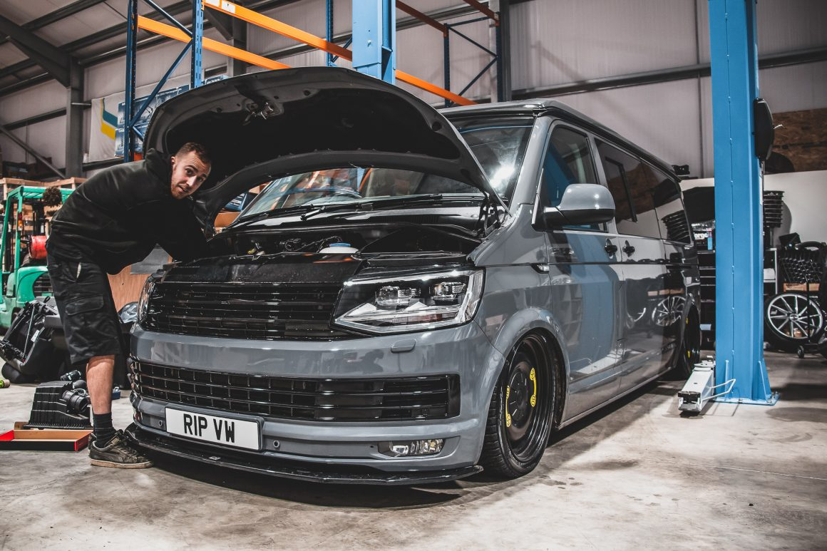 Behind the Shutters with Transporter HQ - Revo
