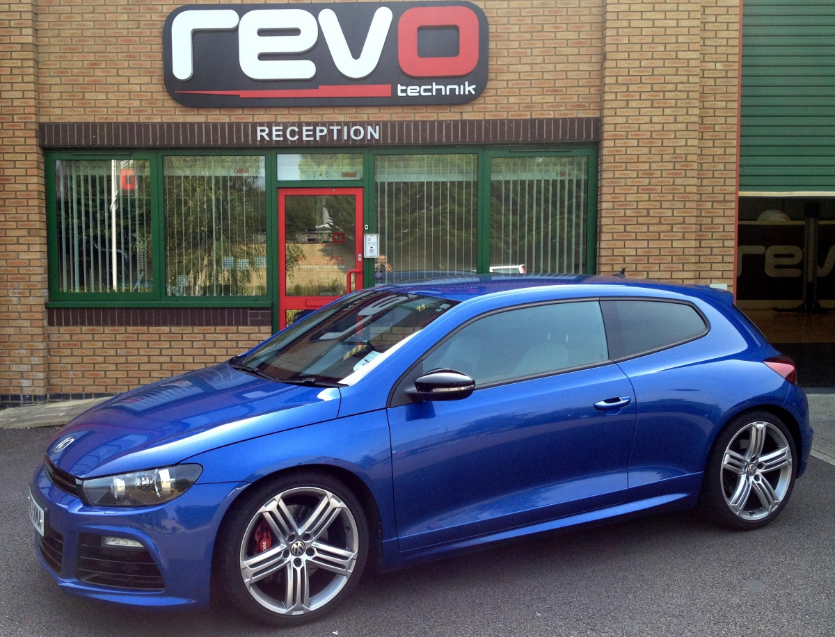 Revo Stage 3 Software For A Volkswagen Scirocco 2 0 Tfsi Turbo K04 Only Revo