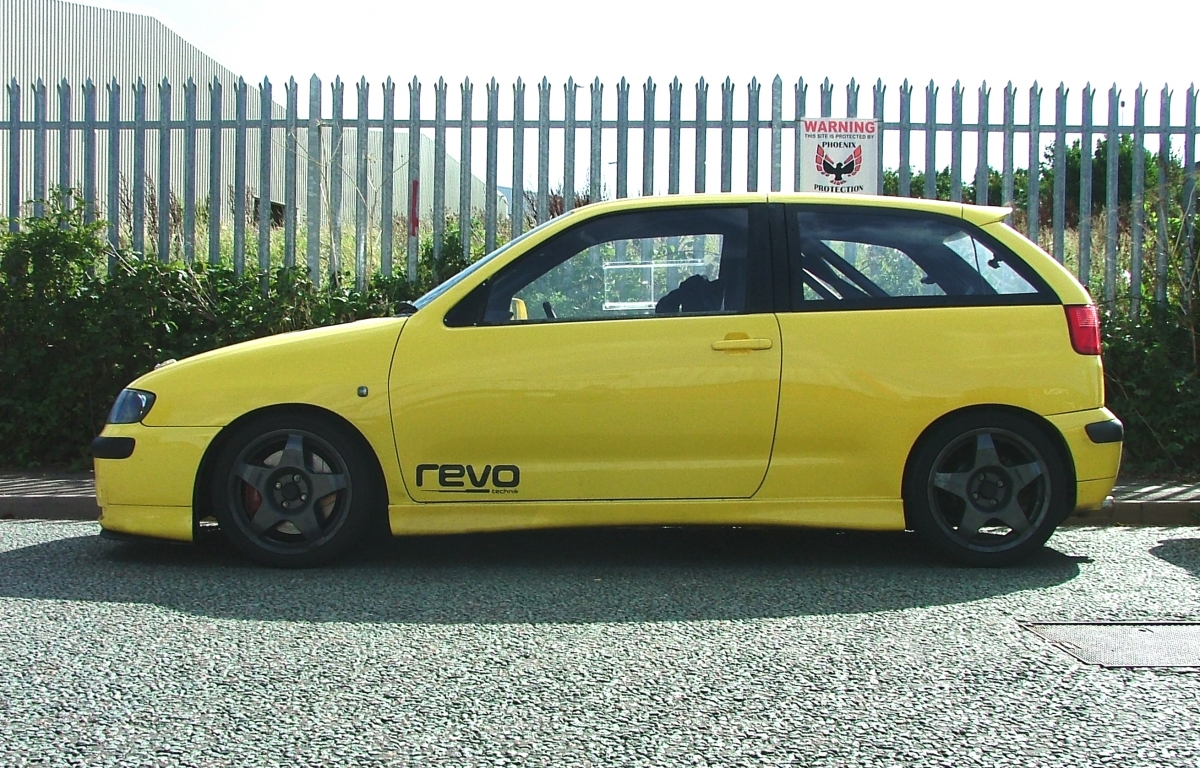 revo stage 2 software for a seat ibiza mk3 1999 2003 1 8 turbo nvvt k03 only revo. Black Bedroom Furniture Sets. Home Design Ideas