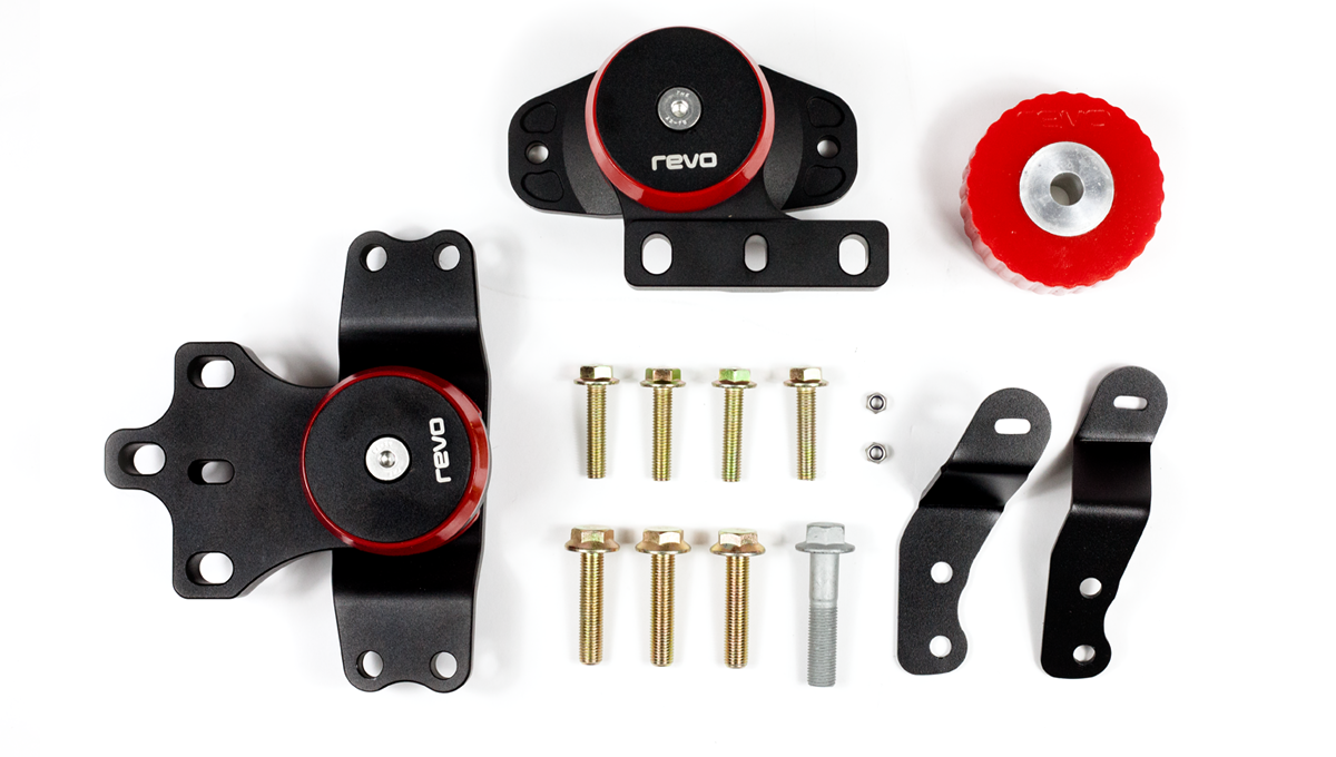 Revo MQB Engine Mounts