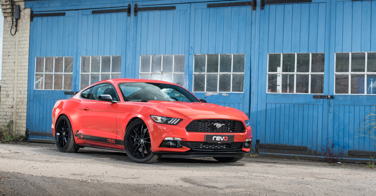 Revo Stage 1 Software Ford Mustang 2.3 EcoBoost