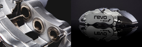 Alcon Brake Caliper Design